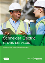 Schneider Electric drives services