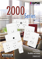2000 Series - Functionality, Flexibility and Fashion