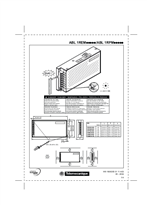 ABL1REM/ABL1RPM Instruction Sheet