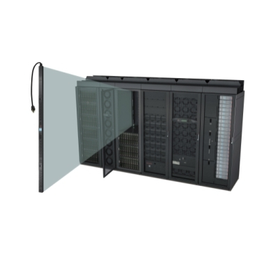 Switched Rack PDU schneider.label Switched Rack Power Distribution Units (PDUs) provide advanced load monitoring combined with remote on/off switching control of individual outlets for power cycling, delayed power sequencing, and outlet use management.