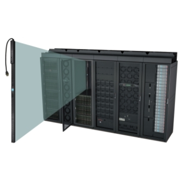 Metered-by-outlet Rack Power Distribution Units (PDUs) provide real-time remote monitoring of each individual outlet to empower IT professionals with the necessary tools for advanced data center energy management.