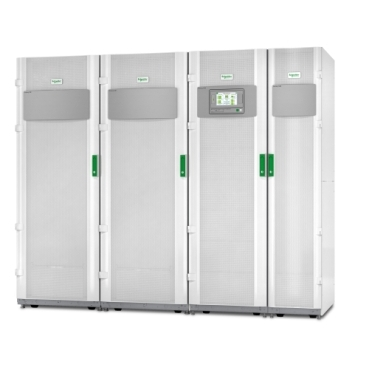 Highly efficient 160 -1125kVA -480V and 160 -1000kVA 400V 3 phase UPS power protection that seamlessly integrates into medium data centers, industrial or facilities applications.