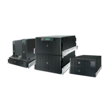 Smart-UPS On-Line schneider.label High density, double-conversion on-line power protection with scalable runtime