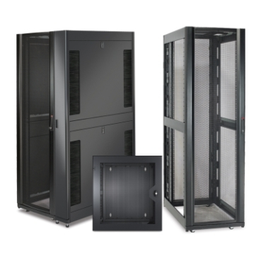 Specialty Enclosures schneider.label IT enclosures designed for specific environments and applications