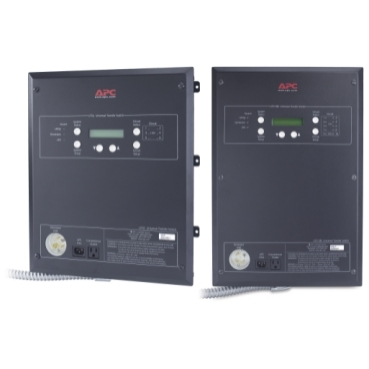 Wall-mount Transfer Switches schneider.label Automatic, uninterruptible and intelligent transfer of power