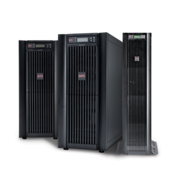 Smart-UPS VT schneider.label Effective 10-40kVA 3 phase UPS power protection against downtime and data loss for mission critical applications.