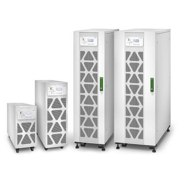 10-40kVA, 400V easy-to-install, easy-to-use, and easy-to-service 3 phase UPS for small and medium data centers and other business critical applications.