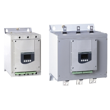 Soft starters for heavy duty industry & pump from 4 to 900 kW