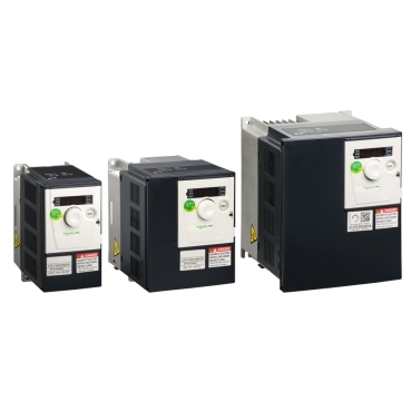 Drives for compact machines from 0.18 to 15 kW