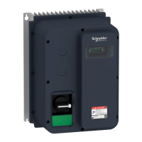 variable speed drive ATV320 - 4kW - 400V - 3ph - with vario - IP65