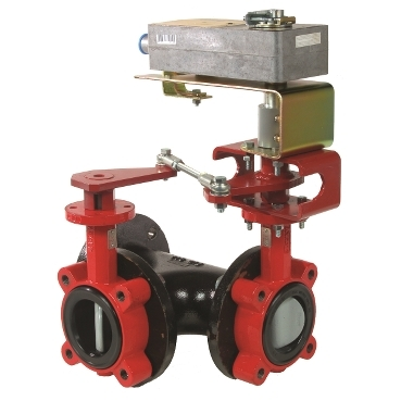 Schneider Electric's Butterfly Valves and Valve Actuators are a comprehensive offer that meets the application needs of commercial HVAC equipment for performance, efficiency and comfort.