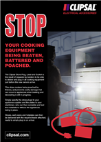 Stop your cooking equipment being beaten, battered and poached