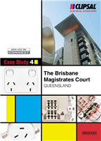 Quick Connect Case Study 4, The Brisbane Magistrates Court QLD