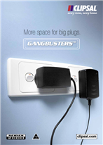 Gangbusters™, More space for big plugs