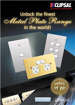 Unlock the finest Metal Plate Range in the world - 9317