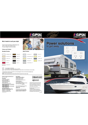 Power Solutions to get away - 12926
