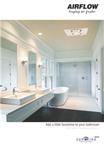Airflow 7500ATP, 7600ATP, Add a little Sunshine to your bathroom with built-in thermal protection, 20233