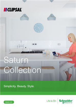 Saturn Collection . Simplicity. Beauty. Style, 26750