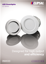 LD Series LED Downlights - Designed for high output and efficiency, 26930