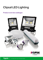 Clipsal LED Lighting - Product Overview Catalogue, 128458