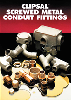 Clipsal Screwed Metal Conduit Fittings, 621609