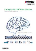 Technical Information - Category 6A UTP RJ45 Solution, 21659