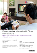 Ensure your home is ready with Clipsal NBN solutions, 25884