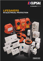 Clipsal Lifesavers in Electrical Protection - 22498