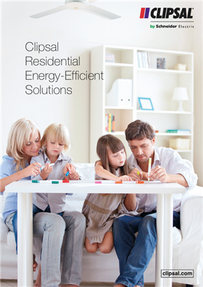 Clipsal Residential Energy-Efficient Solutions, 25482