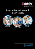 Keep the bugs at bay with 'germ-shield', 20217