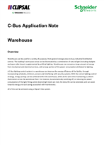 C-Bus Application Note Warehouse, 26925