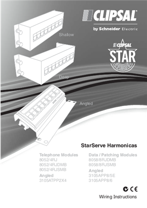 Installation Instructions - F1884/02 - Starserve Harmonicas, 21082