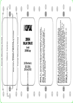 Installation Instructions - 2000/2, 2000/3 and 2000/4 Drilling Template