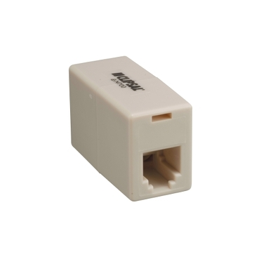 Angled Image of 3110CPRJ12 Coupler RJ12 to RJ12