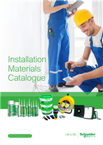 Installation Materials Catalogue