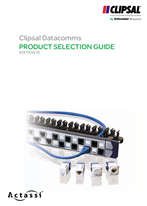 Clipsal Datacomms Product Selection Guide Ed.13
