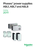 Phaseo™ Power Supplies ABL1, ABL7 and ABL8
