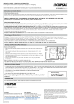 Smoke Alarms - General Information