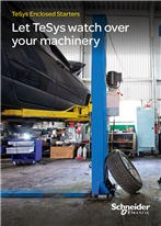 Let TeSys watch over your machinery (OEM selection guide)