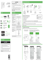 Instruction Sheet - Wiser Iconic Smart Socket