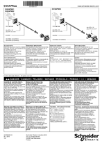 GV2APN01 instruction sheet