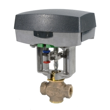 With the highest ANSI ratings, threaded or flanged models as well as brass or stainless steel trim options – look no further than Schneider Electric for the best globe valve and actuator solution.