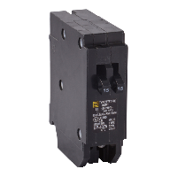 MINIATURE CIRCUIT BREAKER 120/240V 15A