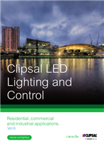 Clipsal LED Lighting & Control Catalogue Volume 6
