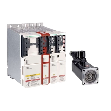 Lexium 62 multi axis servo drive system for PacDrive