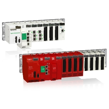 Ethernet Programmable Automation Controller for process & high availability solutions.