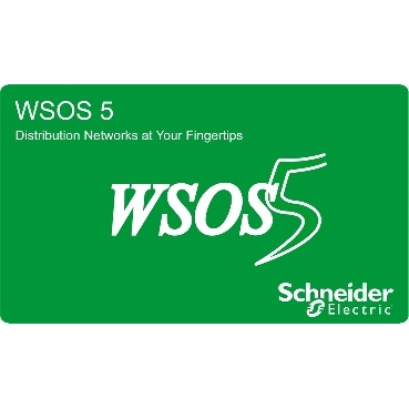 Windows Switchgear Operating System Version 5 - WSOS 5