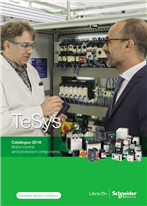 Tesys catalogue 2019 - Motor control and protection components