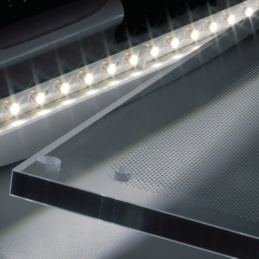 Efficient LED source 100 000 h