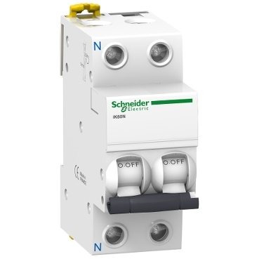 Modular circuit-breaker up to 63A